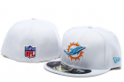 Cheap Miami Dolphins fitted hats 06