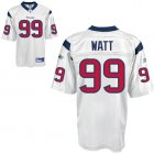 Cheap Texans #99 J.J.Watt White Stitched NFL Jersey