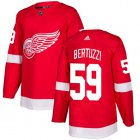 Cheap Adidas Red Wings #59 Tyler Bertuzzi Red Home Authentic Stitched Youth NHL Jersey