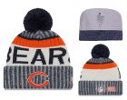 Cheap NFL Chicago Bears Logo Stitched Knit Beanies 007