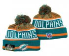 Cheap Miami Dolphins Beanies Hat YD