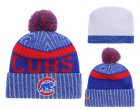 Cheap MLB Chicago Cubs Logo Stitched Knit Beanies 006