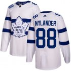 Cheap Adidas Maple Leafs #88 William Nylander White Authentic 2018 Stadium Series Stitched NHL Jersey