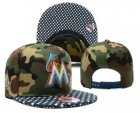 Cheap MLB Miami Marlins Snapback Ajustable Cap Hat YD
