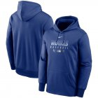 Cheap Men's Kansas City Royals Nike Royal Authentic Collection Therma Performance Pullover Hoodie
