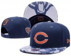 Cheap NFL Chicago Bears Stitched Snapback Hats 047