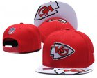 Cheap Chiefs Team Logo Red Adjustable Hat TX