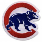 Cheap Stitched Baseball Chicago Cubs Walking Bear Sleeve Patch