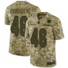 Cheap Nike Dolphins #46 Noah Igbinoghene Camo Youth Stitched NFL Limited 2018 Salute To Service Jersey