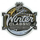 Cheap Stitched 2011 NHL Winter Classic Game Logo Patch