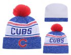 Cheap MLB Chicago Cubs Logo Stitched Knit Beanies 007