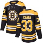 Cheap Adidas Bruins #33 Zdeno Chara Black Home Authentic Stanley Cup Final Bound Youth Stitched NHL Jersey