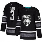 Cheap Adidas Panthers #3 Keith Yandle Black Authentic 2019 All-Star Stitched Youth NHL Jersey