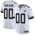 Cheap Nike Jacksonville Jaguars Customized White Stitched Vapor Untouchable Limited Youth NFL Jersey