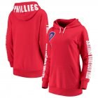 Cheap Philadelphia Phillies G-III 4Her by Carl Banks Women's 12th Inning Pullover Hoodie Red