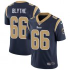 Cheap Nike Rams #66 Austin Blythe Navy Blue Team Color Youth Stitched NFL Vapor Untouchable Limited Jersey
