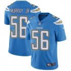 Cheap Nike Chargers #56 Kenneth Murray Jr Electric Blue Alternate Youth Stitched NFL Vapor Untouchable Limited Jersey