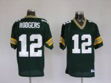 Cheap Packers #12 Aaron Rodgers Green Stitched NFL Jersey