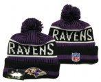 Cheap Baltimore Ravens Beanies Hat YD