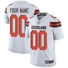 Cheap Nike Cleveland Browns Customized White Stitched Vapor Untouchable Limited Youth NFL Jersey