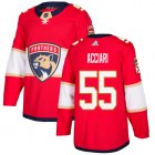 Cheap Adidas Panthers #55 Noel Acciari Red Home Authentic Stitched NHL Jersey