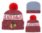 Cheap NHL CHICAGO BLACKHAWKS Beanies 2