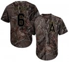 Cheap Angels #6 Anthony Rendon Camo Realtree Collection Cool Base Stitched Youth MLB Jersey