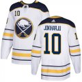 Cheap Adidas Sabres #9 Jack Eichel White Road Authentic Youth Stitched NHL Jersey