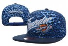 Cheap NBA Oklahoma City Thunder Snapback Ajustable Cap Hat XDF 010