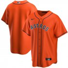 Cheap Houston Astros Nike Youth Alternate 2020 MLB Team Jersey Orange