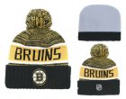 Cheap NHL BOSTON BRUINS Beanies 1