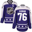 Cheap Predators #76 P.K Subban Purple 2017 All-Star Central Division Stitched Youth NHL Jersey