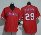 Cheap Rangers #29 Adrian Beltre Red Cool Base Stitched Youth MLB Jersey