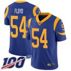 Cheap Nike Rams #54 Leonard Floyd Royal Blue Alternate Youth Stitched NFL 100th Season Vapor Untouchable Limited Jersey