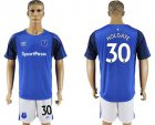 Cheap Everton #30 Holgate Home Soccer Club Jersey