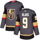 Cheap Adidas Golden Knights #9 Cody Glass Grey Home Authentic Stitched Youth NHL Jersey