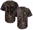 Cheap Astros #10 Yuli Gurriel Camo Realtree Collection Cool Base Stitched Youth MLB Jersey