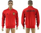 Cheap Belgium Soccer Jackets Red
