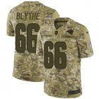 Cheap Nike Rams #66 Austin Blythe Camo Youth Stitched NFL Limited 2018 Salute To Service Jersey