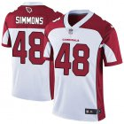 Cheap Nike Cardinals #48 Isaiah Simmons White Youth Stitched NFL Vapor Untouchable Limited Jersey