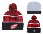 Cheap NHL DETROID RED WINGS Beanies 1