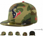 Cheap Houston Texans fitted hats 08