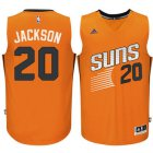 Cheap Phoenix Suns #20 Josh Jackson Orange Road Stitched NBA Jersey
