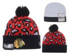 Cheap Chicago Blackhawks Beanies YD009
