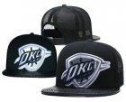 Cheap Oklahoma City Thunder Snapback Ajustable Cap Hat 5