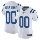 Cheap Nike Indianapolis Colts Customized White Stitched Vapor Untouchable Limited Women's NFL Jersey