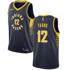 Cheap Nike Pacers #12 Tyreke Evans Navy Blue NBA Swingman Icon Edition Jersey