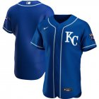 Cheap Kansas City Royals Men's Nike Royal Alternate 2020 Authentic Official Team MLB Jersey