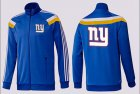 Cheap NFL New York Giants Team Logo Jacket Blue_5