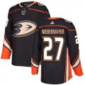 Cheap Adidas Ducks #27 Scott Niedermayer Black Home Authentic Stitched NHL Jersey